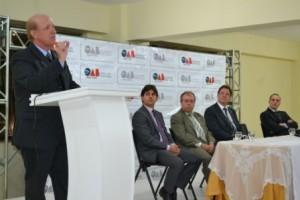 Reduto: OAB e Fadileste realizam palestra sobre Violência Doméstica