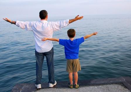 Amizade-Pais-Filhos
