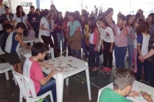 Manhuaçu: CEM realiza animadas competições no Dia do Estudante