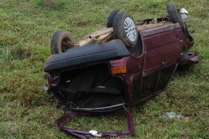 Estradas: 8 mortos no feriado do Trabalhador em MG