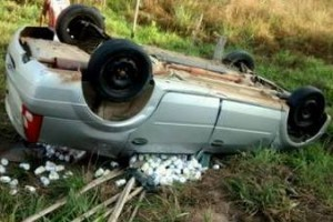 Mutum: vendedor de morre em acidente na região de Muriaé