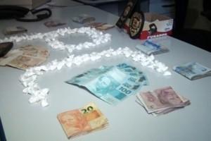 Inhapim: Polícia Civil apreende drogas avaliadas em quase R$ 8 mil
