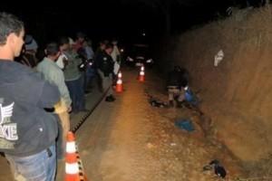 Divino: mais um homicídio no município. 20 facadas
