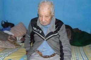 """Pedra Bonita: reportagem do Jornal """"O Campeão"""" encontra idoso de 103 anos"""