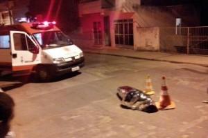 Espera Feliz: PM registra homicídio no centro da cidade. Menor de 16 anos é o autor