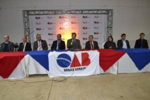 Manhuaçu: OAB promove palestra sobre novo CPC. Dia do Adovogado é comemorado