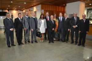 Em pauta: novo presidente do TJMG recebe Diretoria da OAB Manhuaçu