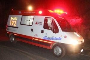 Espera Feliz: motociclista de 40 anos perde o controle do veículo e morre em acidente