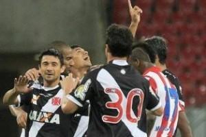 Série B: Vasco vence o Náutico. América perde de 2 a 0