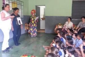 São Pedro do Avaí: ESF promove Programa de Saúde em Escola