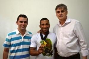 Manhuaçu: Bruno rocha fatura ouro; Cleiton Silva é campeão no Jiu-jitsu