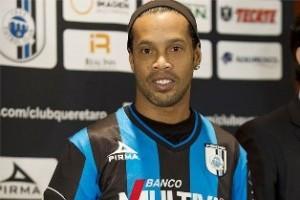 México: Ronaldinho Gaúcho é vítima de racismo