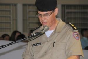 Manhuaçu: Tenente-coronel Sérvio assume comando do 11º Batalhão. Comandante natural da cidade