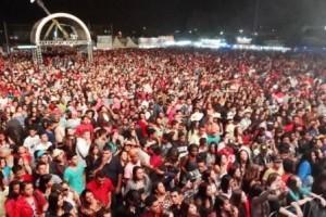 Luisburgo: 18ª Feira da Paz e Festa do Produtor Rural tem grande público