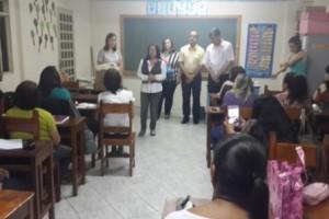 Manhuaçu: Autoridades municipais debatem PRONATEC, em Ouro Preto