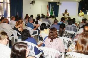 Manhuaçu: Município recebe capacitação microrregional de conselheiros de saúde