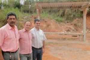 Manhuaçu: Vereadores asseguram nova guarita para Taquara Preta e Ponte do Evaristo