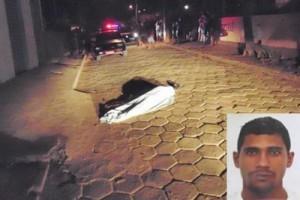 Fervedouro: Homem é executado com 16 tiros dentro de carro