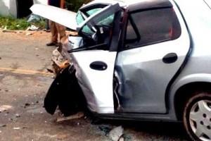 Fatal: Duas pessoas mortas em acidente na BR 262. Entre Reduto e Manhuaçu