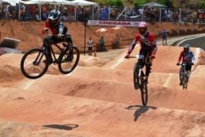 Manhuaçu: Campeonato de Bicicross inaugura pista na cidade
