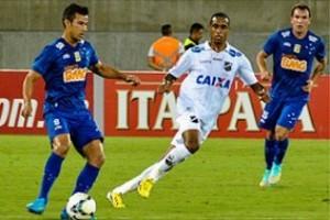 Copa do Brasil: Cruzeiro perde, mas segue na competição