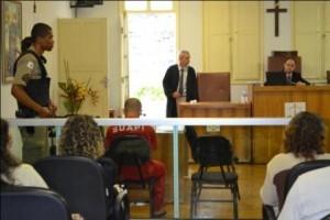 Manhuaçu: Autor de homicídio em Vilanova é condenado a 13 anos e 9 meses