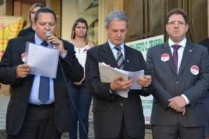 Manhuaçu: OAB/MG realiza sessão de desagravo público contra juiz federal