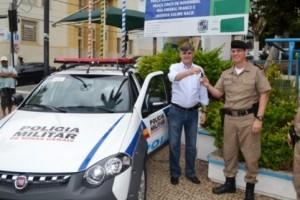 Manhuaçu: Parceria entre Prefeitura e PM garante novas viaturas