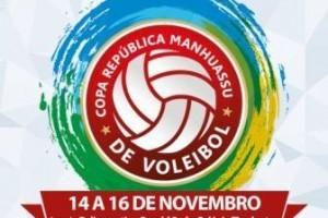 Esporte: Copa República Manhuassu de voleibol começa nesta sexta