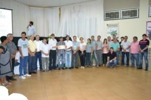 Manhuaçu: II Concurso de qualidade do café faz sucesso. Evento aconteceu na UBA