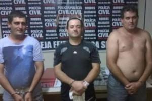 Juiz de Fora: Ladrões de gado na região são presos pela Polícia Civil