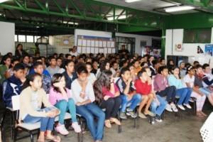 "Manhuaçu: Escola Estadual Antônio Wellerson recebe projeto ""OAB vai à Escola"""