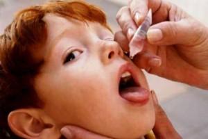Vacinação: 85% das crianças receberam doses contra sarampo e pólio