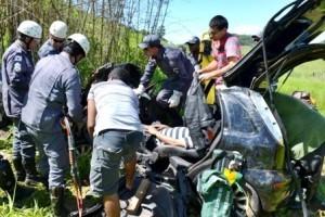 Estradas: 32 pessoas mortas nas estradas mineiras. Duas mortes na BR 116 no Natal