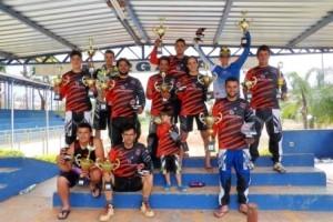 Esporte: Atletas manhuaçuenses de BMX comemoram ano de conquistas