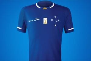 Cruzeiro: Nova camisa é apresentada para 2015