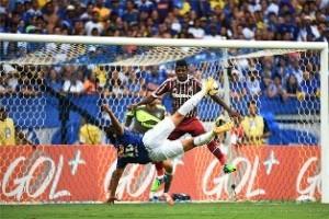 Brasileirão: Vitória, Bahia, Botafogo e Criciúma caem