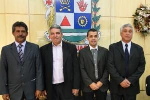 Manhuaçu: Jorge do Ibéria é eleito o novo presidente da Câmara de Vereadores
