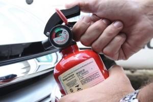 Segurança: Novos extintores serão obrigatórios a partir de janeiro de 2015