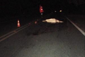 Ubaporanga: homem morre atropelado na BR 116. Na madrugada desta sexta-feira