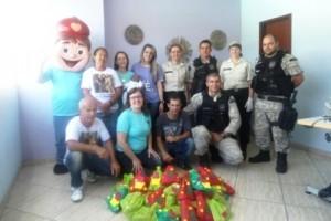 Manhuaçu: Natal no presídio da cidade e na Darei. Promoção Pastoral Carcerária e Agentes Penitenciários