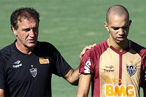 Atlético: Cuca quer Diego Tardelli no seu time