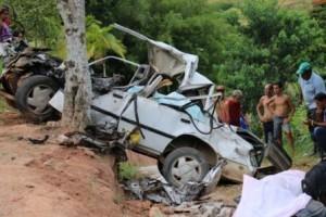 Carangola: Morador da cidade morre em acidente no Espírito Santo