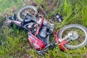 Carangola: Adolescente de 14 anos morre em acidente de motocicleta