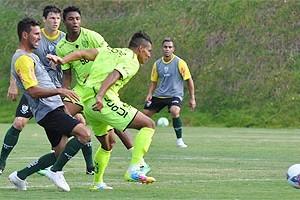 América: Time vence o Villa Nova em jogo treino