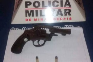 Ipanema: Mulher é pega com arma de fogo no Bairro Bela Vista