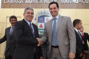 Manhuaçu: Jorge do Ibéria assume presidência da Câmara