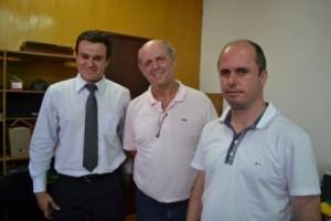 Manhuaçu: Prefeito se reúne com responsáveis pela construção do novo fórum
