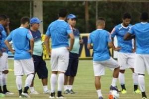 Cruzeiro: Marcelo Oliveira testa nova formação do ataque do time