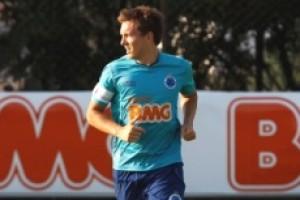 Cruzeiro: Dagoberto treina em separado